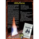 Utility flame - combustibile rapido d'emergenza